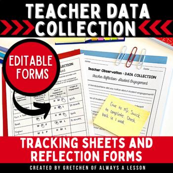 Instructional Coaching: Teacher Data Collection Tool