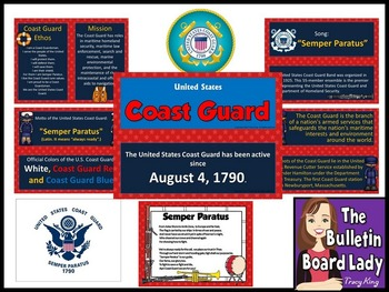 Coast Guard Bulletin Board