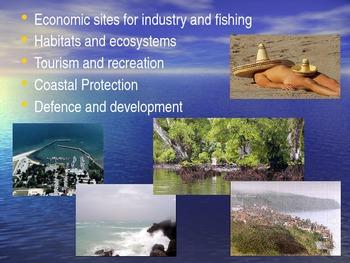 Coastal processes revision