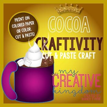 Cocoa Craftivity