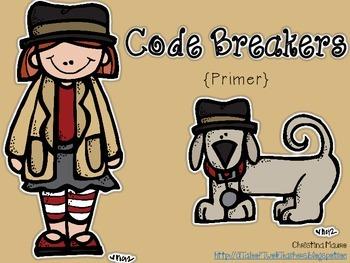 Code Breakers {Primer}