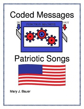 Coded Messages Patriotic Songs