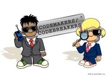 Codemakers Codebreakers Poster