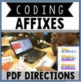 Coding Affixes