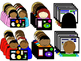 Coding Kids Clipart (Personal & Commercial Use)