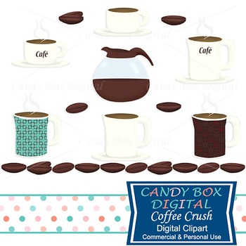 Coffee Crush Clip Art