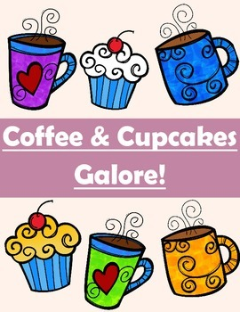 Coffee &Cupcakes Galore Rhyming