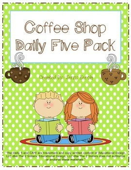Coffee Shop Daily Five Pack