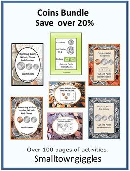 Coin Activities Bundle