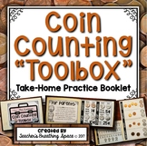 U.S. Coin Counting Toolbox --- Take-Home Coin Counting Pra