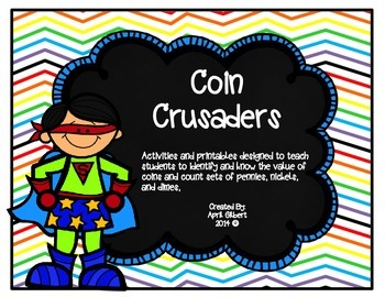 Coin Crusaders: Pennies, Nickels, and Dimes