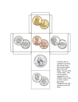 Coin Dice (USA)