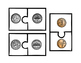Coin Puzzles FREEBIE!