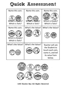 Coin Recognition {CCSS}