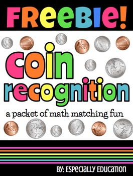 Coin Recognition Freebie
