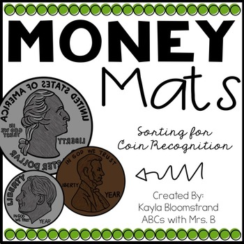 Money Sorting Mats