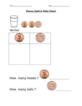 Coin Spill, Tally & Count