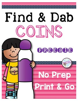 Coins: Find and Dab