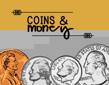Coins & Money Math Unit