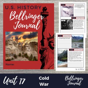 Cold War 20 Bellringers Warm Ups - DBQ
