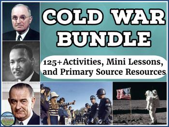 Cold War Activities Bundle