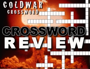 Cold War Crossword Puzzle Review