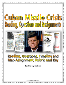 Cold War - Cuban Missile Crisis - Reading/Questions/Assign