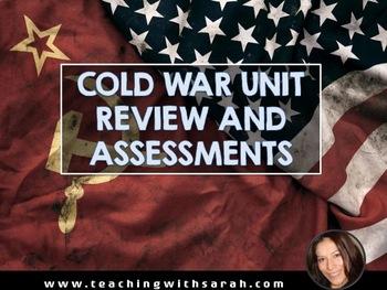 Cold War Unit Review & Assessment