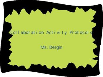 Collaborative Activities Protocol