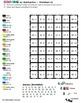 Collaborative Basic Math Mosaic, St. Patricks Day (Add & S