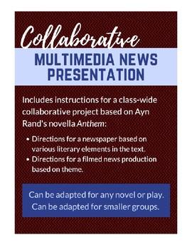 Collaborative Multimedia News Project