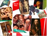 Collages Assemblages, 18, Romantic & Pre-Raphaelite Art
