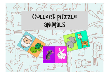 Collect puzzle