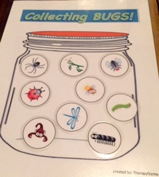 Collecting BUGS! Reinforcement Game
