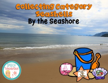 Collecting Category Seashells by the Seashore