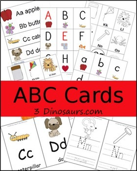 Collection of ABC Cards