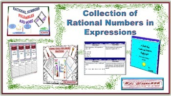 Collection of Rational Numbers in Expressions