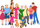 Collection of speaking activities about family, home and c