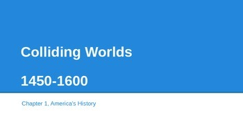 Colliding Worlds (America's History) Native Cultures of th