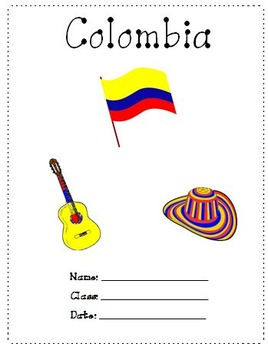 Colombia A Research Project