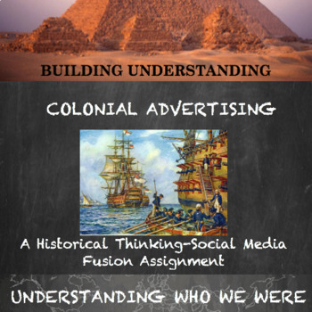 Colonial Advertising Campaign