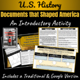 Colonial America: British Documents that helped shape Amer
