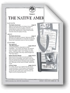 Colonial America: The Native Americans (Pocket 3)