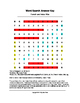 French and Indian War Word Search (Grades 4-5)