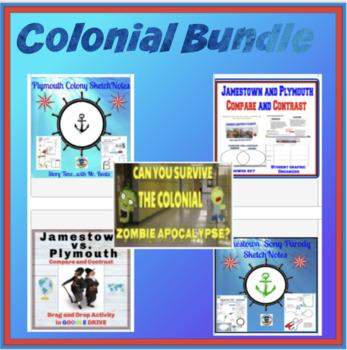 Colonial Bundle