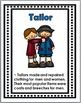 13 Colonies - Colonial Jobs Posters, Interactive Flap Book