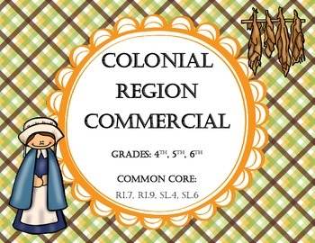 Colonial Region Research and Commercial Project- 4th, 5th, 6th