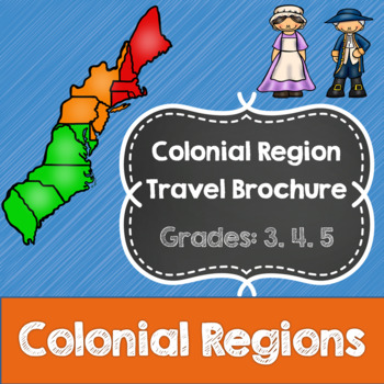 Colonial Region Research and Travel Brochure Project- Comm