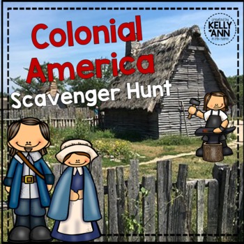 13 Colonies: New England, Middle, Southern Activity