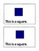 Color 2 D Shape Book